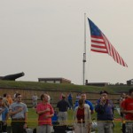 The Annual National Pause for the Pledge of Allegiance, Flag Day, June 14